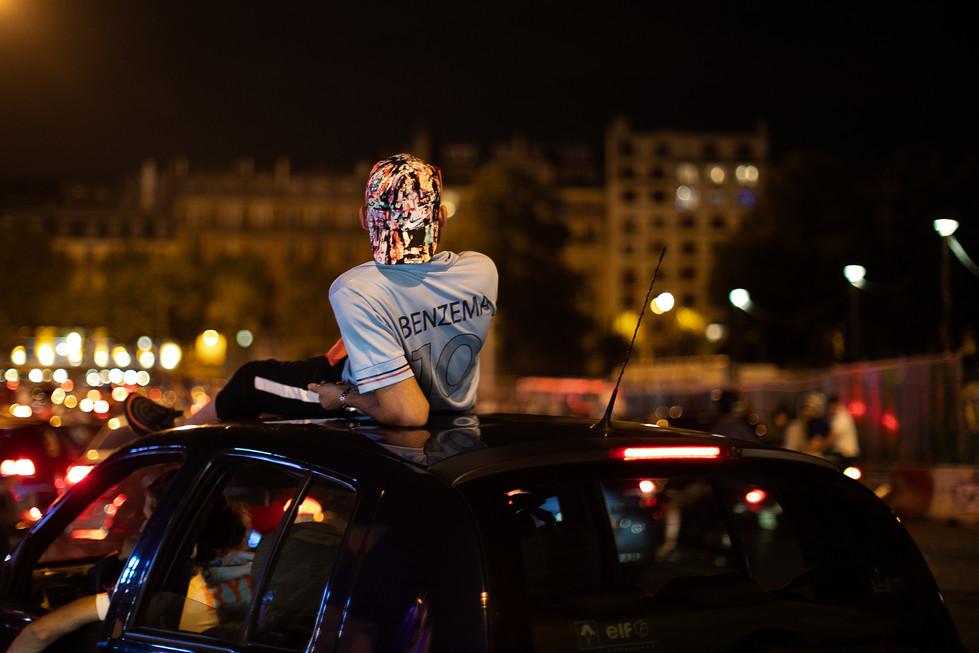 FRANCE - TOUS CHAMPIONS - PARIS - CDM2018