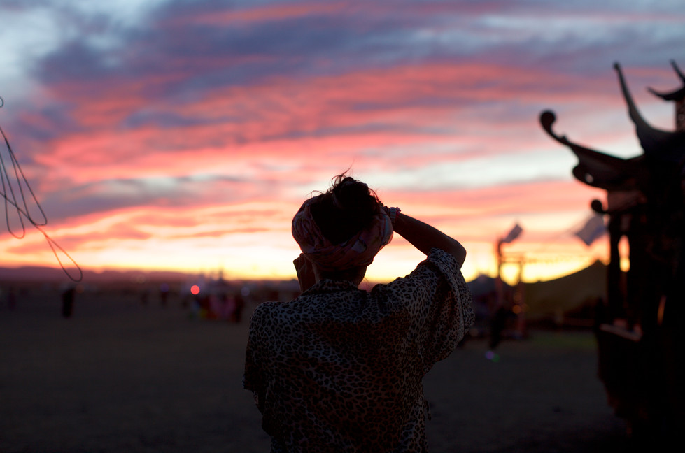 Sunset Eve