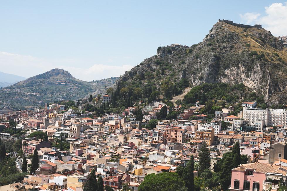 ITALY - SICILY - BLUE WANDERS