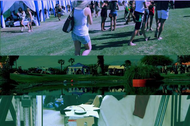 Coachella greens