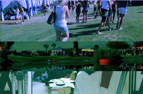 Coachella greens