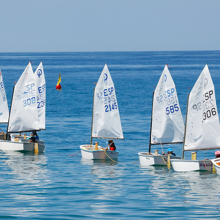 JUNIOR LEARN TO SAIL SESSION 1:  JUNE 21 - 24, 2021