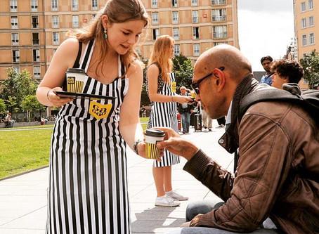 Commerces alimentaires : quels sont vos intérêts à utiliser le street marketing ?