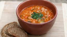Tappy's Winter Warmer Vegetable & Bean Soup