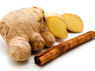 Warming Ginger & Cinnamon Toddy