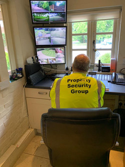 security guarding for private country estates