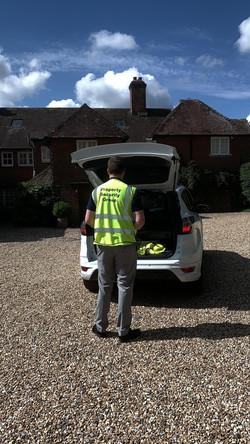 security key holder services UK