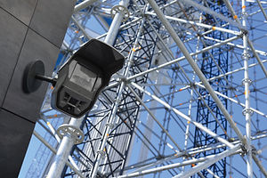 temporary 3G wireless security camera system hire