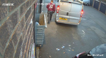Vehicle and culprit fly tipping identified.jpg