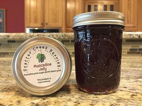 Muscadine Jelly, 8oz