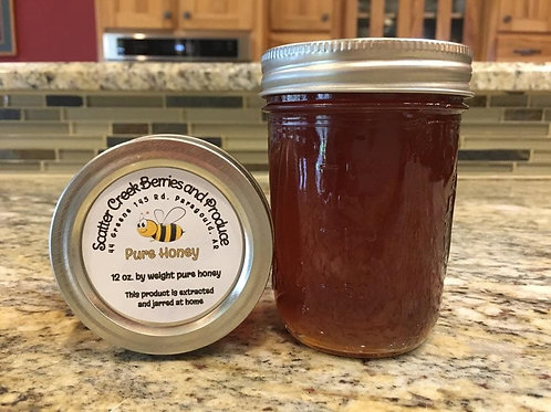 Local Honey, 8oz