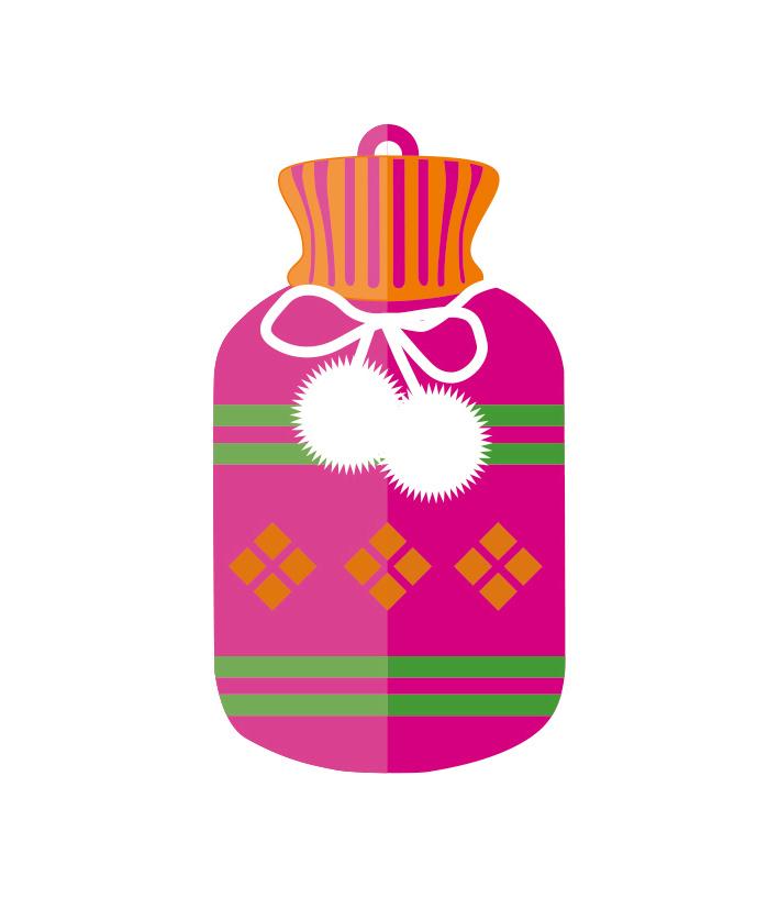 Illu_Wärmeflasche