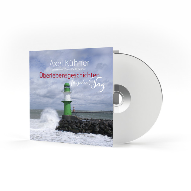 CD Hülle Überlebensgeschichten