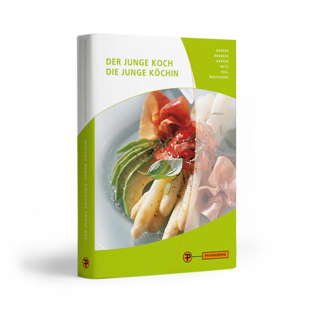 Cover Der jungeKoch/Die junge Köchin