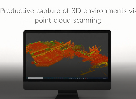 3D record scanning, Scan-to-BIM and object creation services
