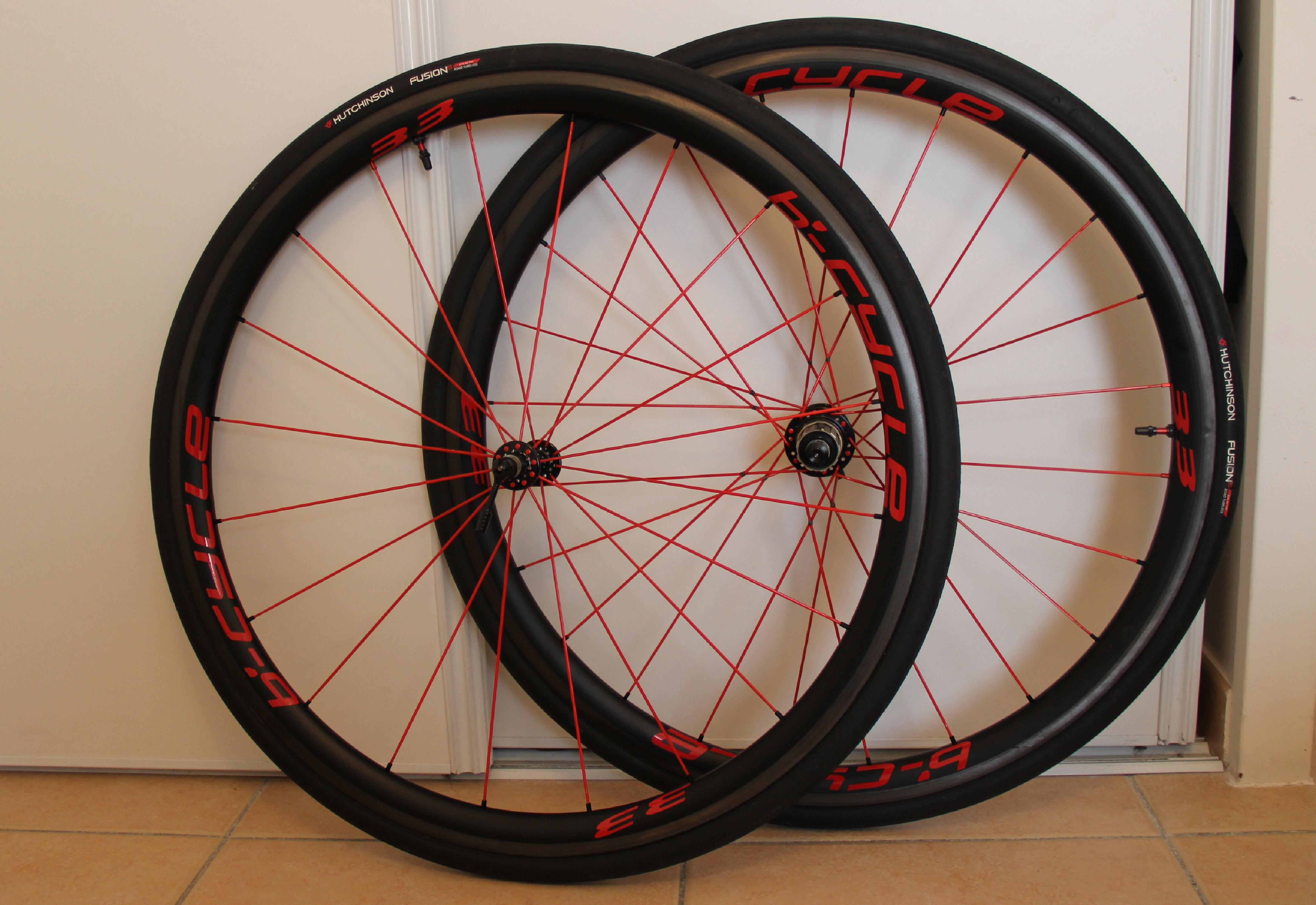 700c Novatec 33Tr Rouge