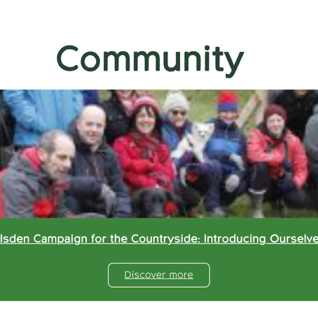 Silsden teams up with Council for the Protection of Rural England