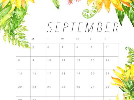 Happy September