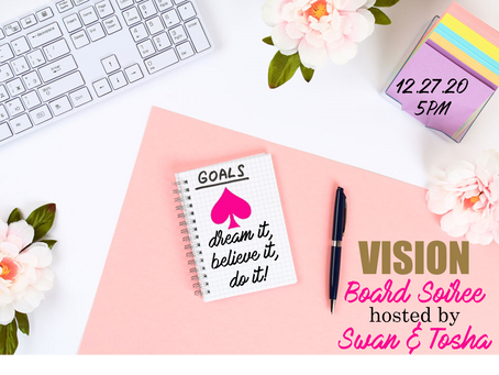 Vision Board Soiree 2021