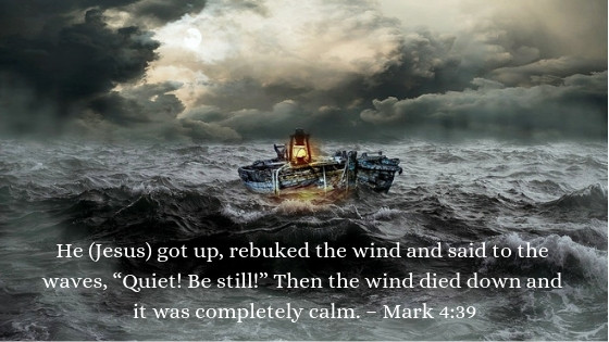 Image result for storms in our lives go through it