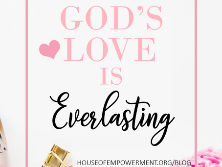 Weekly Devotional: Love is Everlasting