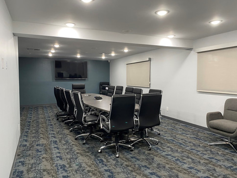 Tech Integrated Conference Space