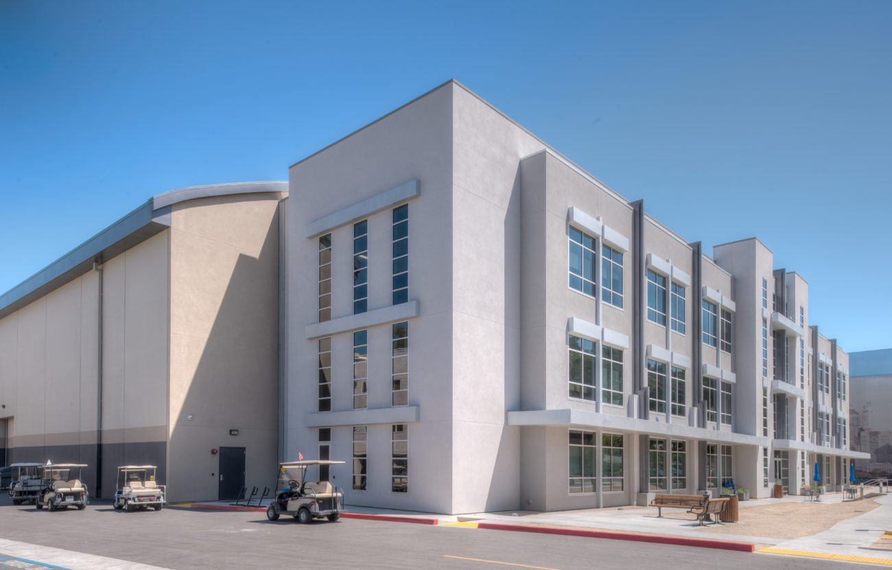 NBC Studios Area 51