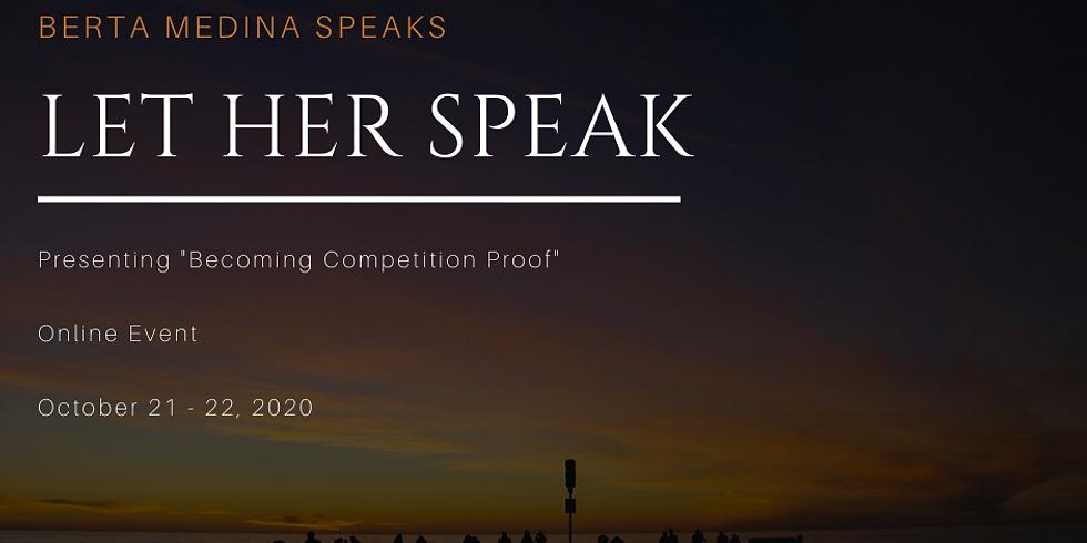 Let Her Speak Women's Summit