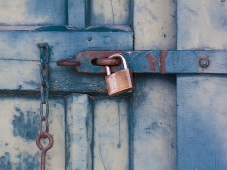 Are You Locking Yourself out of a Better Life?