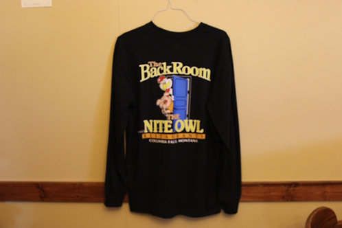 Nite Owl BackRoom Long Sleeve Shirt