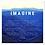 """Thumbnail: """"Imagine"""" Bubble-free Sticker"""