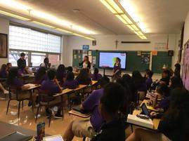 St. Francis DeSales High School LASER Hub 2019