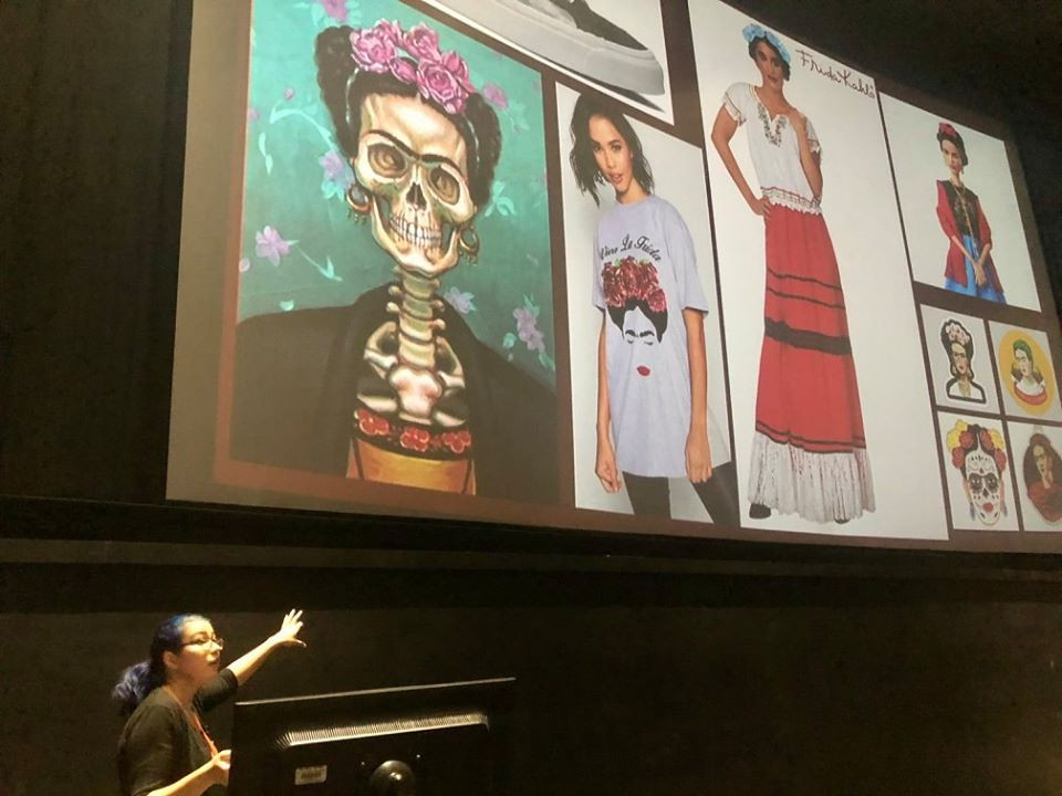Guest Lecture on Frida Kahlo
