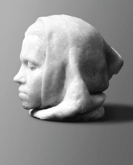 Žmonos Birutės portretas