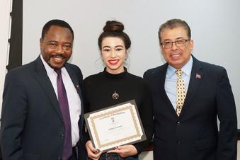 Favorite Faculty Award Ceremony, 2018