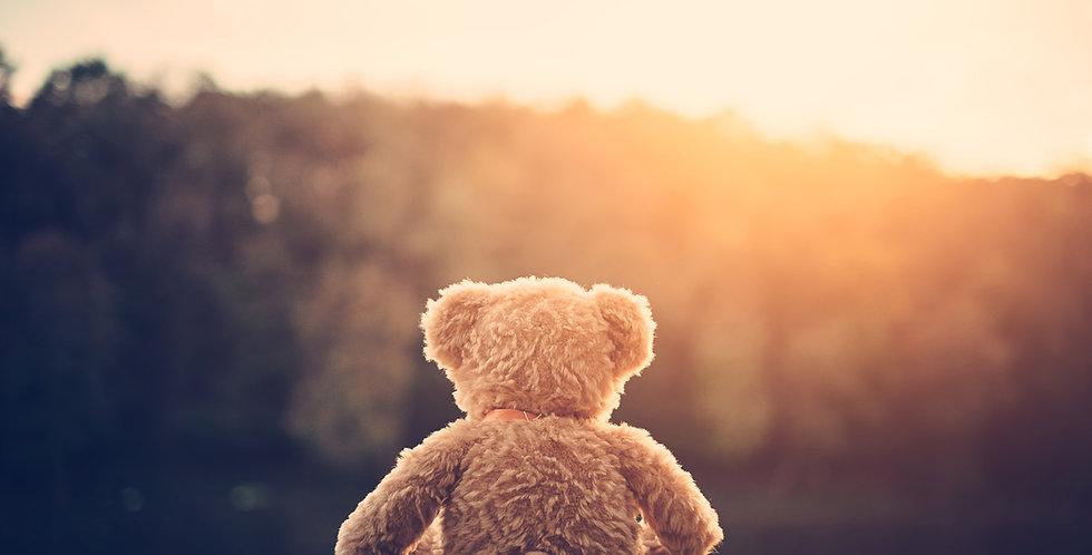 """Stuffed """"Teddy Bear"""""""