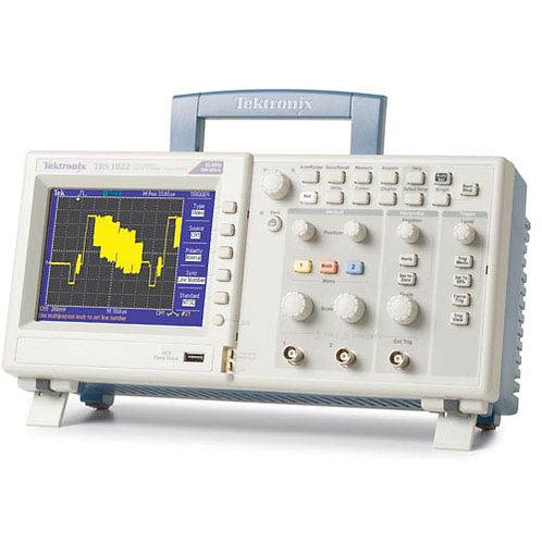 Tektronix TBS1102  Digital Storage Oscilloscope two channel 100MHz