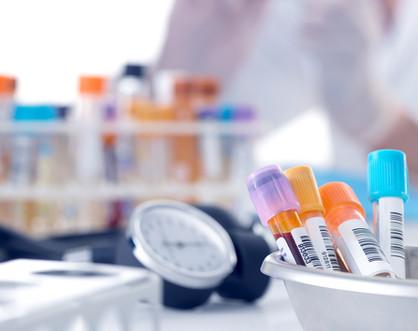 Blood test cholesterol