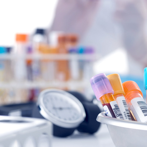 Blood Chemistry and Hematology Tests