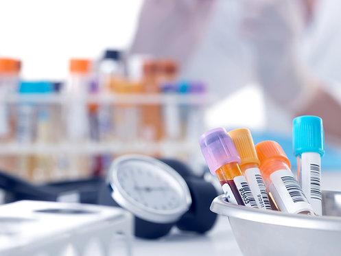 Curso - Exames Laboratoriais na Prática do Nutricionista