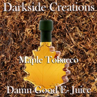Maple-Tobacco