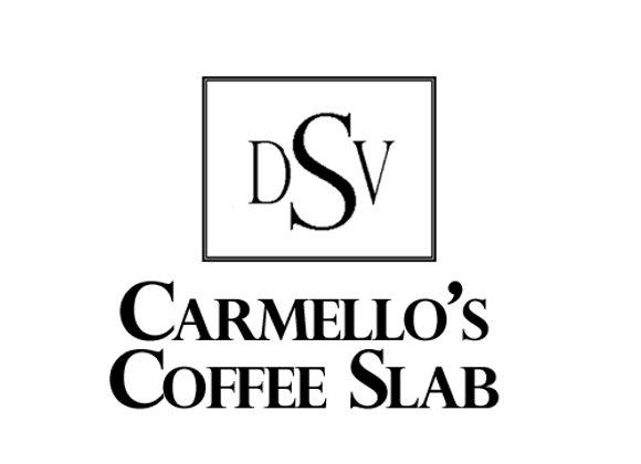 CARMELLO'S COFFEE SLAB