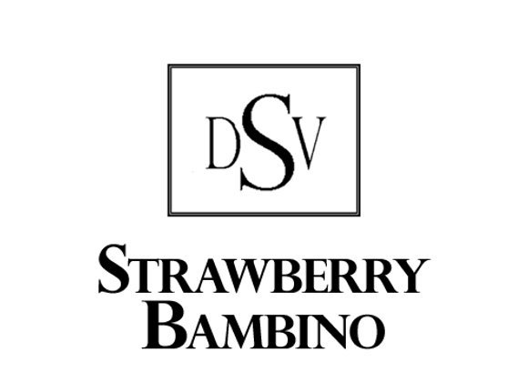 STRAWBERRY BAMBINO