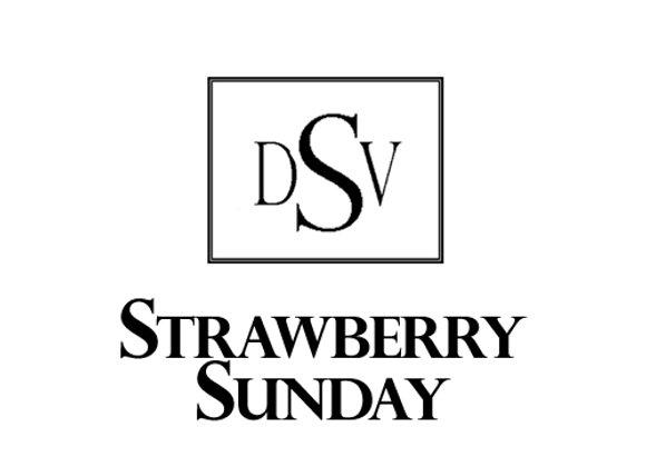 STRAWBERRY SUNDAY