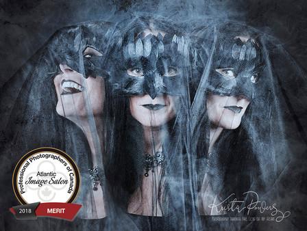 """Morrigu: The Triple Irish Goddess"""