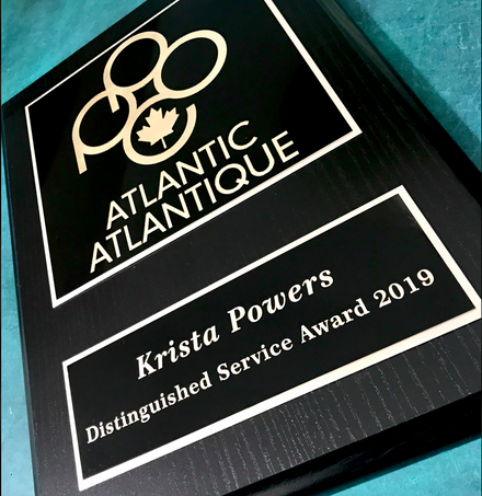 Distinguished Service Award 2019