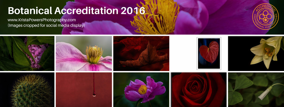 Botanical Accreditation