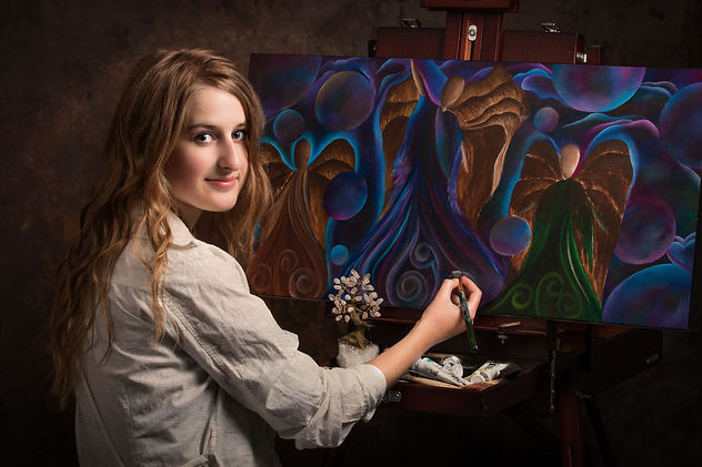 Ashley Painting 1 Album.jpg
