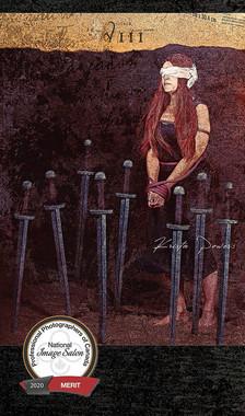 """Entrapment: The Tarot's Eight of Swords"""