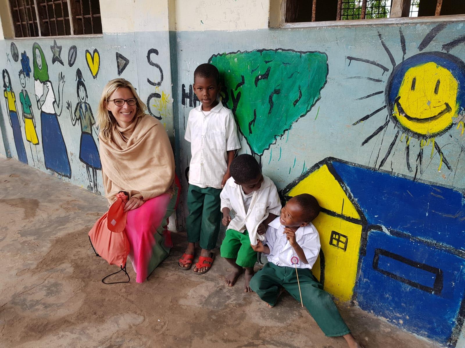 Sansibar Schule